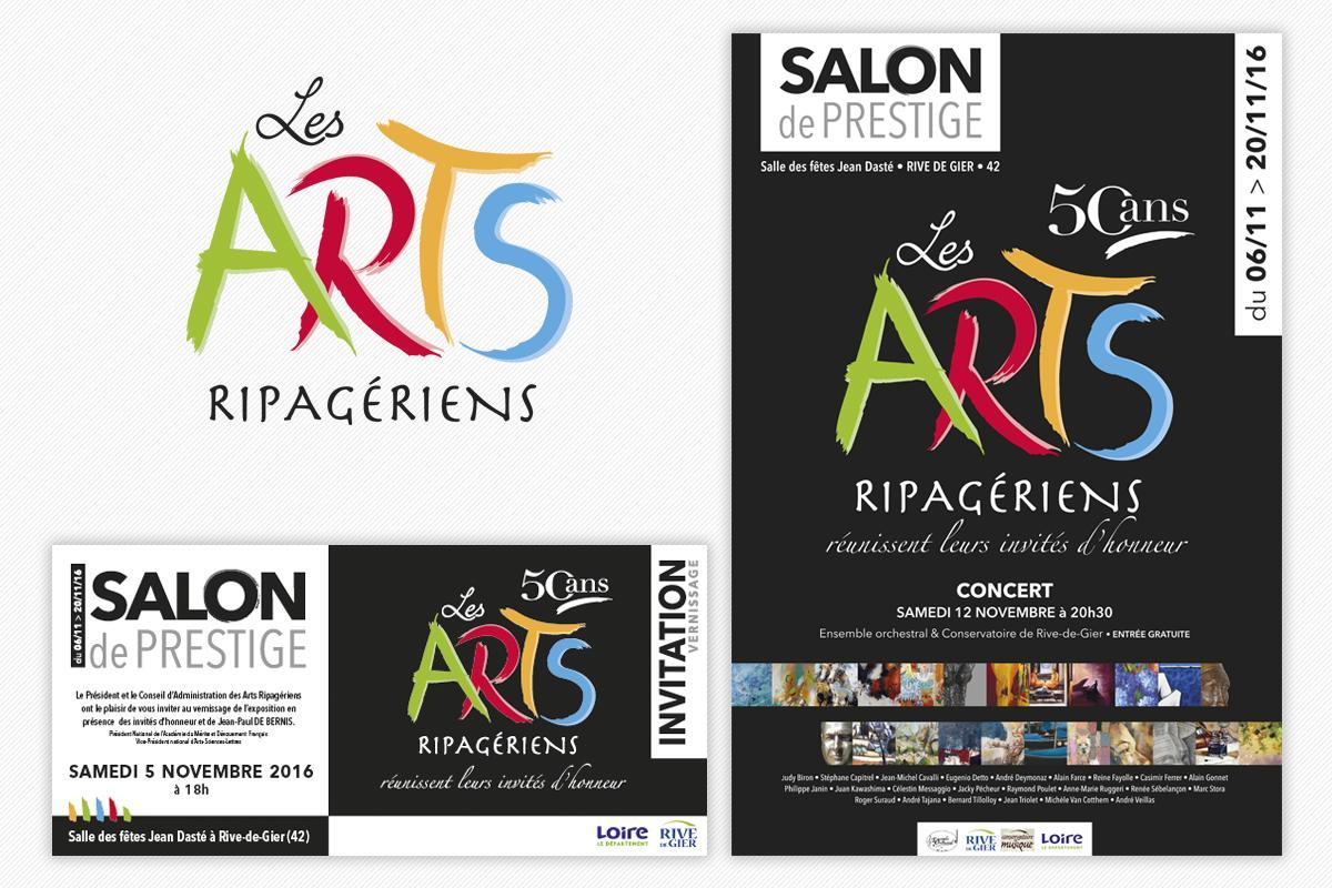 Arts ripageriens logo