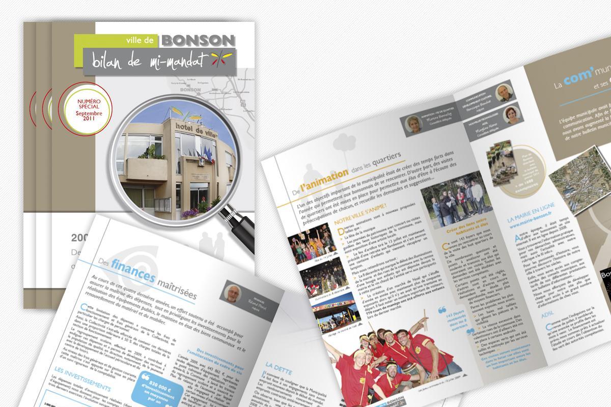 Bonson magazine
