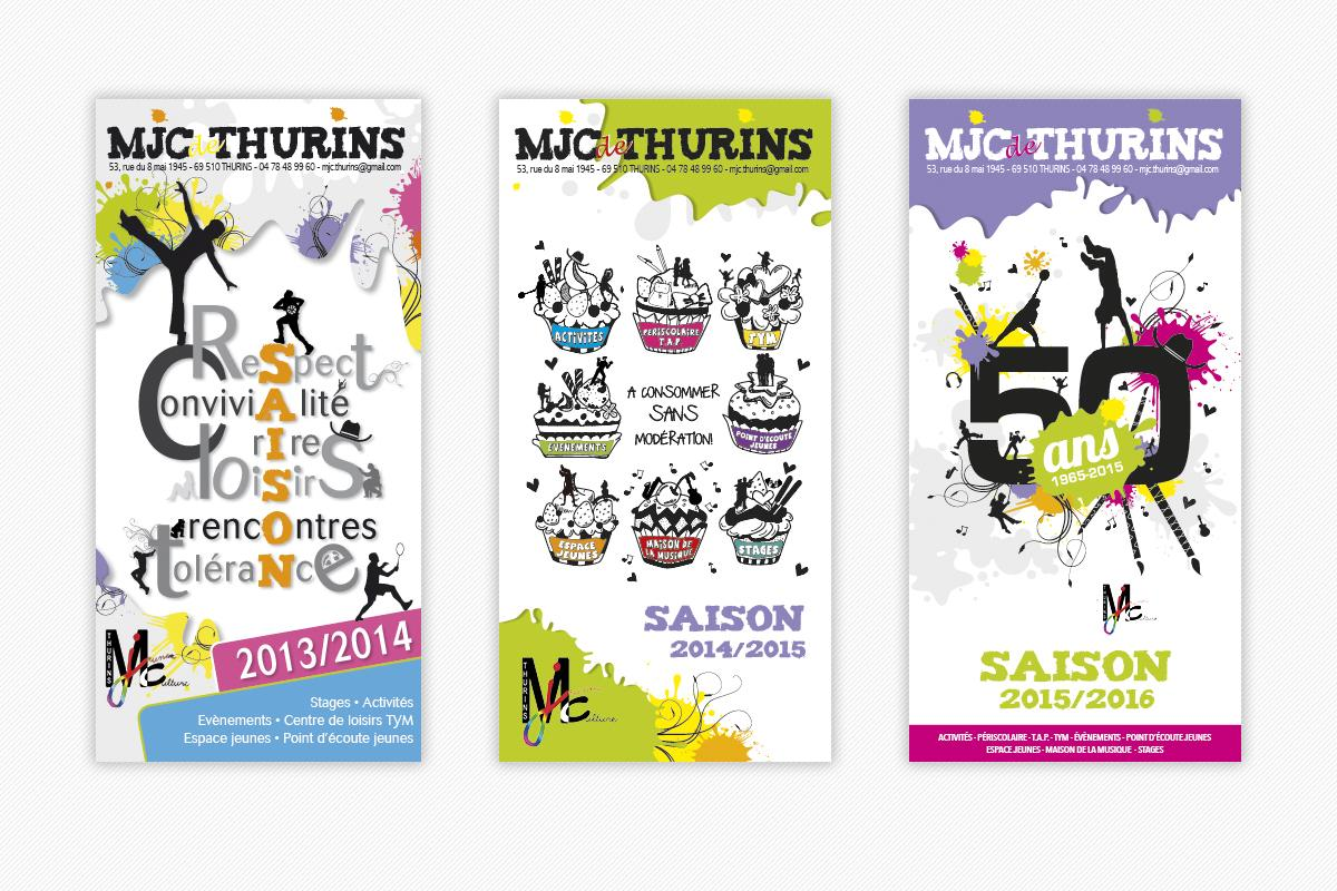 Mjc thurins couvertures